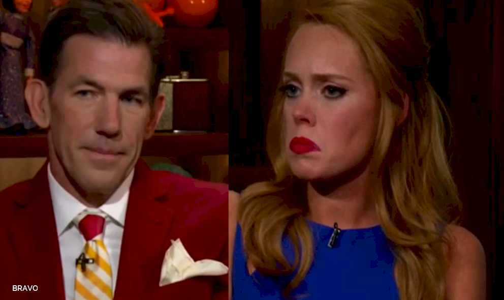Thomas Ravenel, Kathryn Dennis Split; Plus Whitney's GF, Landon's Husband