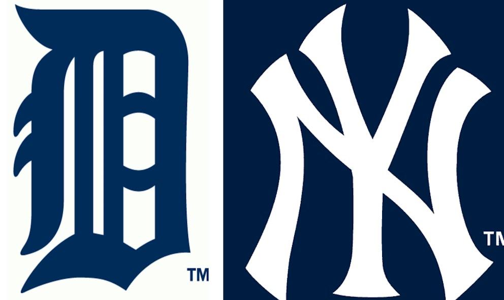 Tigers vs Yankees 2015 Score Prompts MLB Baseball Sunday