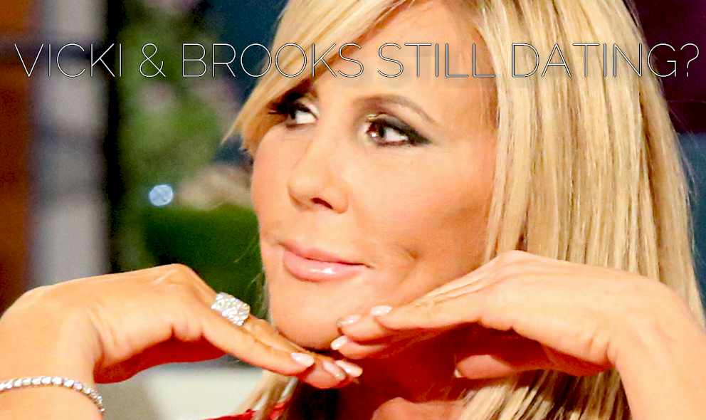 Vicki Gunvalson, Brooks Ayers Still Dating Through Cancer: EXCLUSIVE
