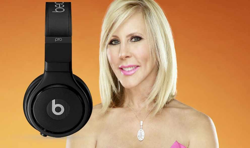Vicki Gunvalson Headphones Photo Ignites RHOC: EXCLUSIVE