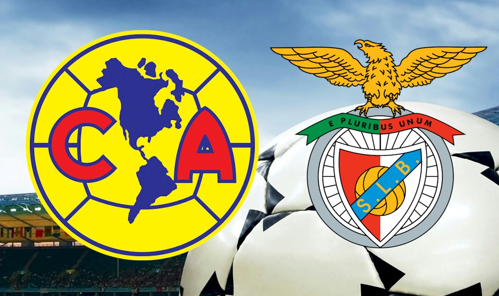 America vs Benfica 2015 Score En Vivo Prompts Soccer Friendly Today