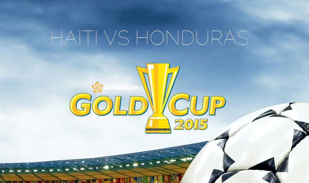 Haiti vs Honduras 2015 Score En Vivo Ignites Copa Oro Gold Cup