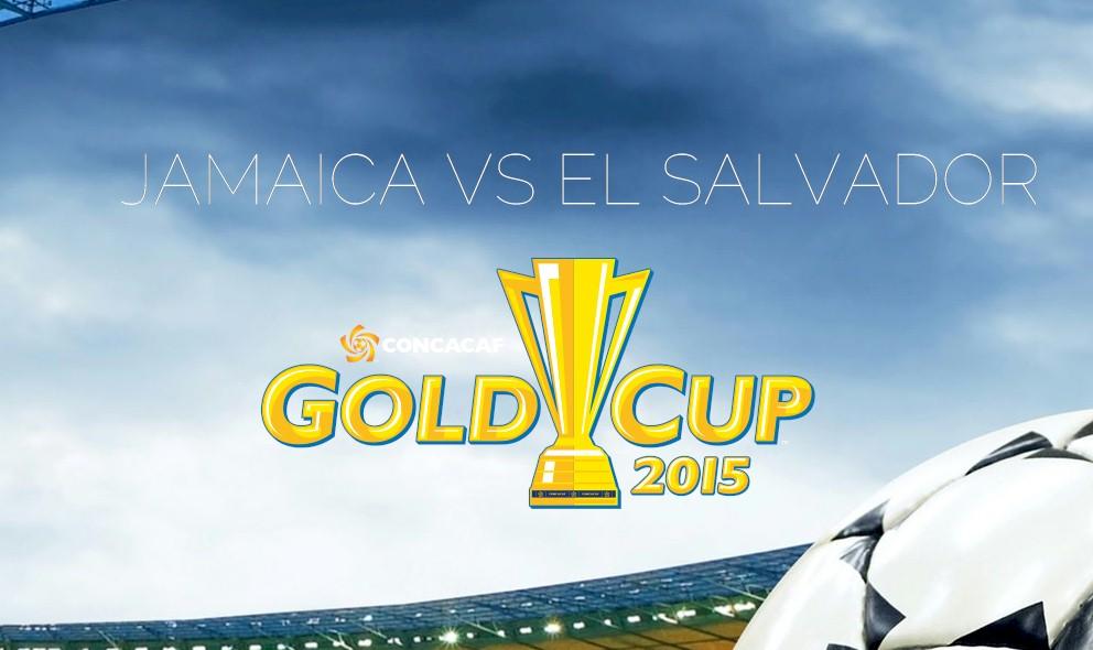 Jamaica vs El Salvador 2015 Score En Vivo Ignites Copa Oro Results