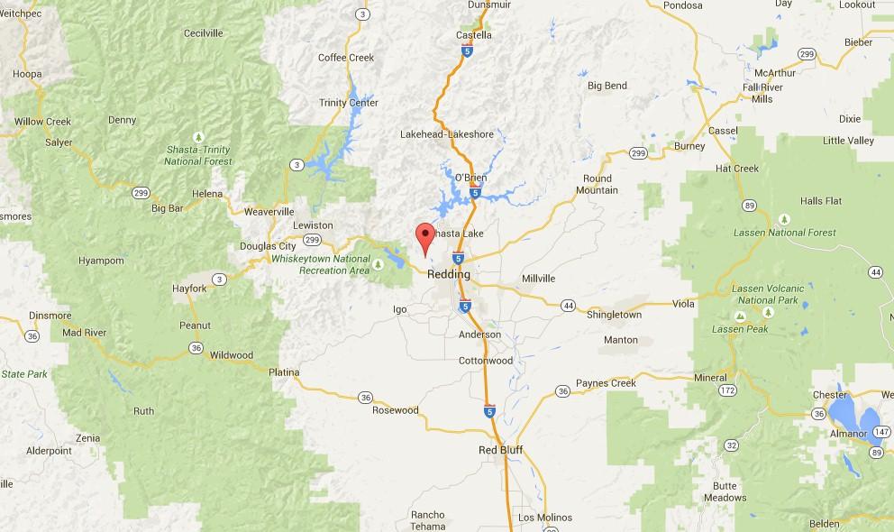 Keswick Fire 2015: California Wildfire Grows to 18 Acres