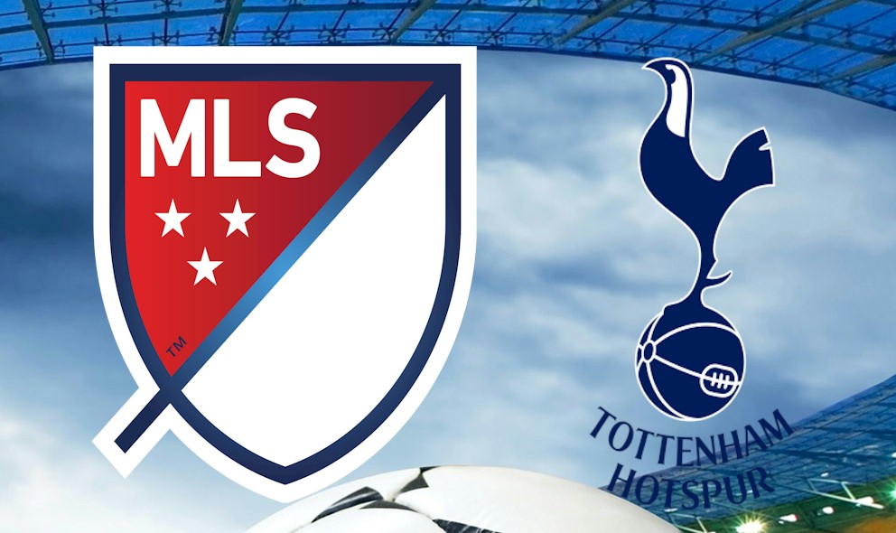 MLS All Stars vs Tottenham Hotspur 2015 Score Heats Up Soccer Battle