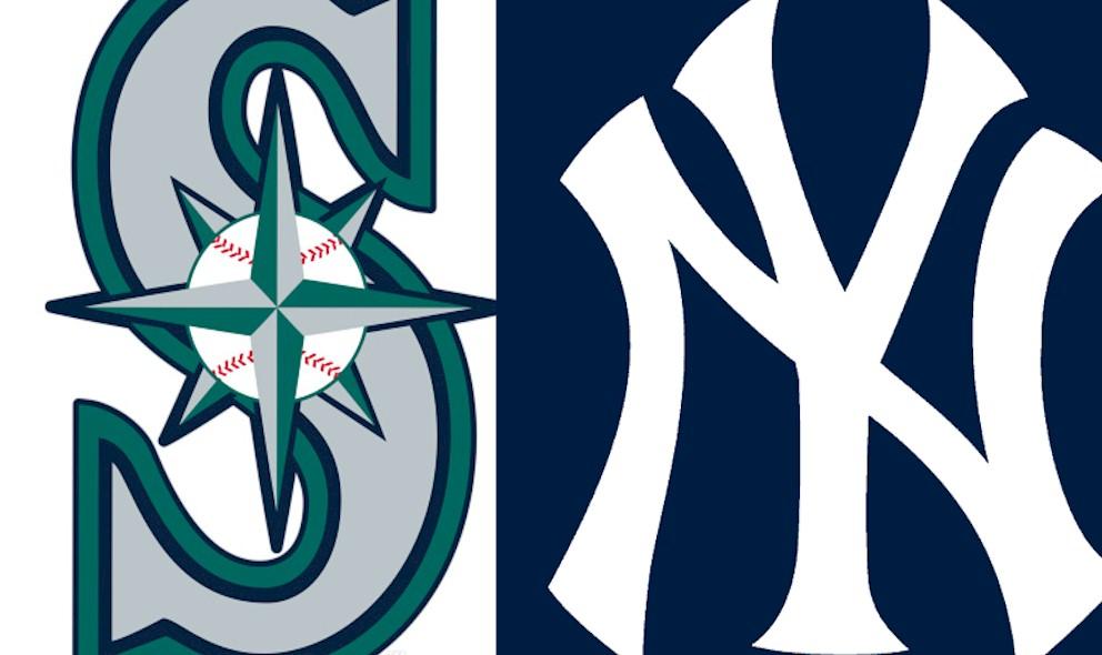 Mariners vs Yankees 2015 Score Heats up Sunday MLB Baseball