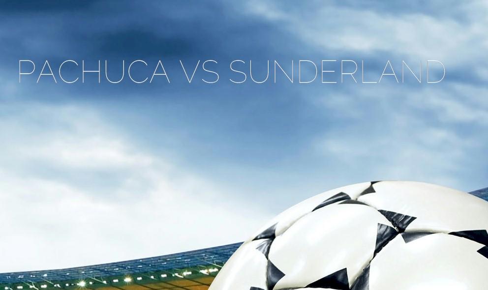 Pachuca vs Sunderland 2015 Score En Vivo Delivers Soccer Friendly Battle