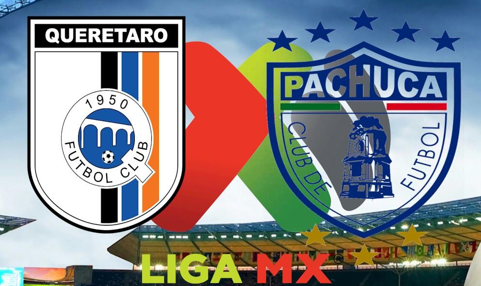 Queretaro vs Pachuca 2015 Score En Vivo Ignites Liga MX Today