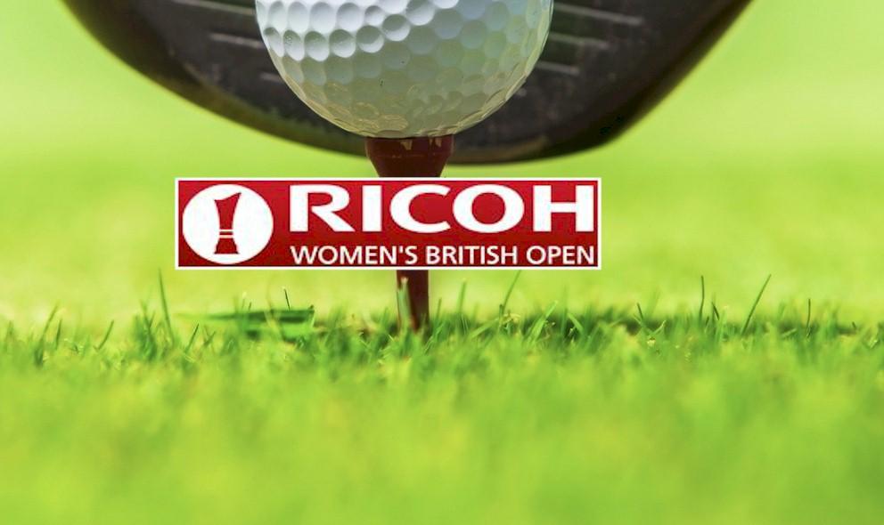 Women's British Open Leaderboard: Pettersen Surges on LPGA Leaderboard