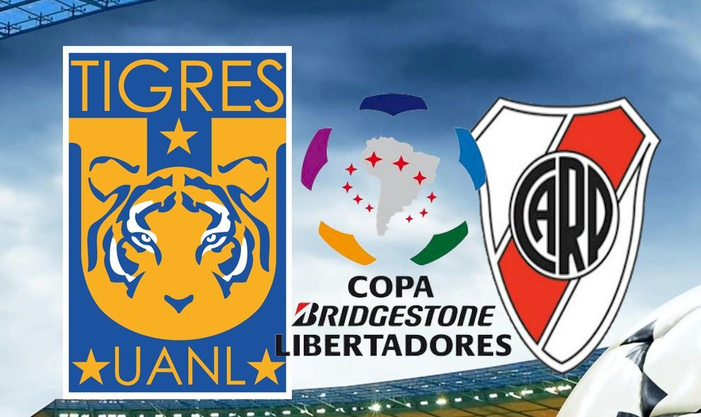 Tigres UANL vs River Plate 2015 Score En Vivo Ignites Copa Libertadores