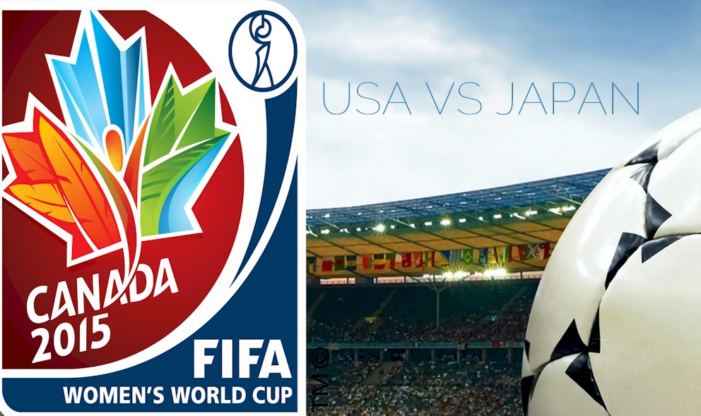 USA vs Japan 2015 Score Heats up FIFA World Cup Finals