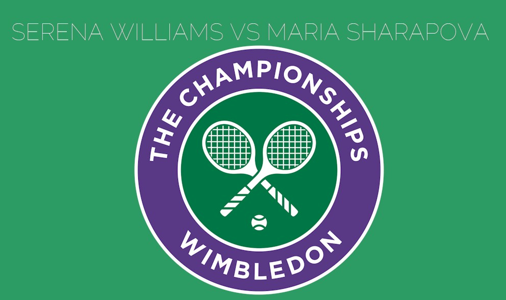 Wimbledon Results 2015: Serena Williams vs Maria Sharapova Start Time Set