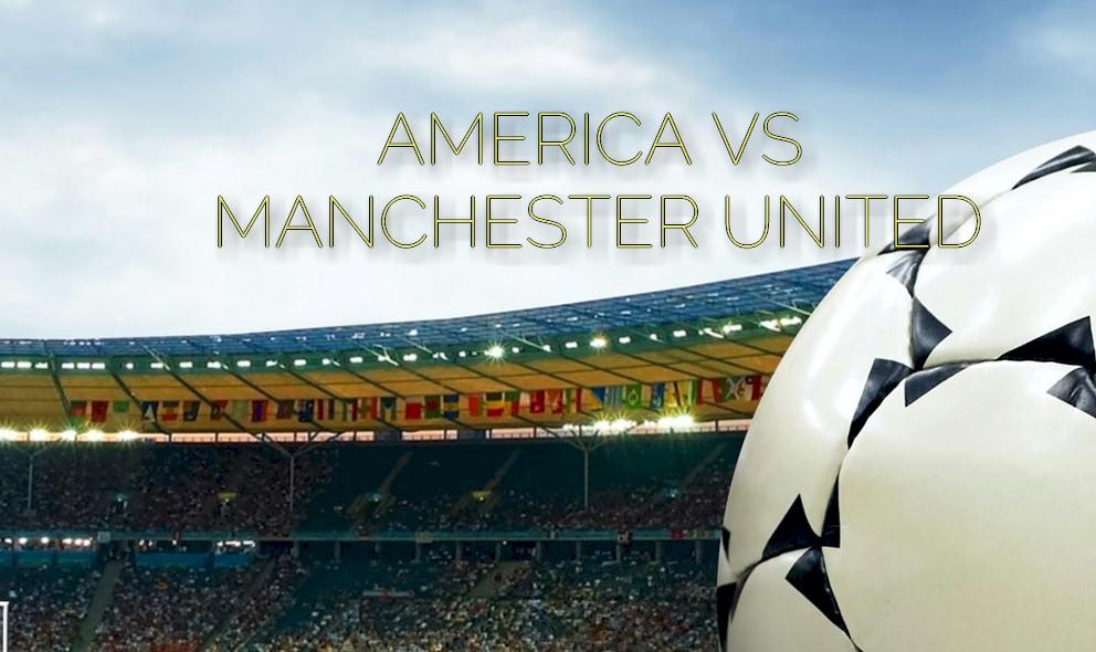 America vs Manchester United 2015 Score En Vivo Ignites Champions Cup