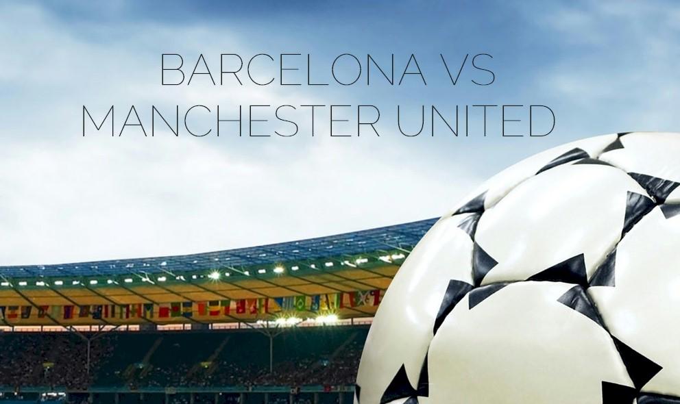 Barcelona vs Manchester United 2015 Score En Vivo Ignites Soccer Battle