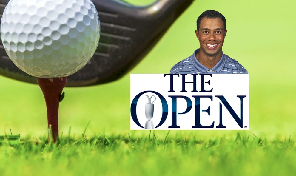 Tiger Woods, Jordan Spieth Sink & Surge on British Open Leaderboard