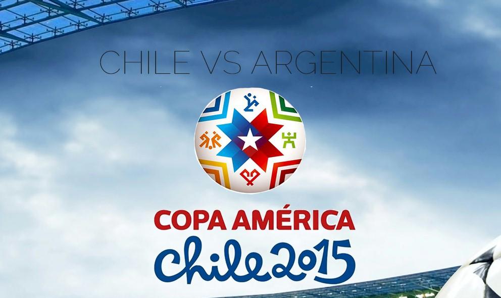 Chile vs Argentina 2015 Score En Vivo Reveals Copa America Ganador