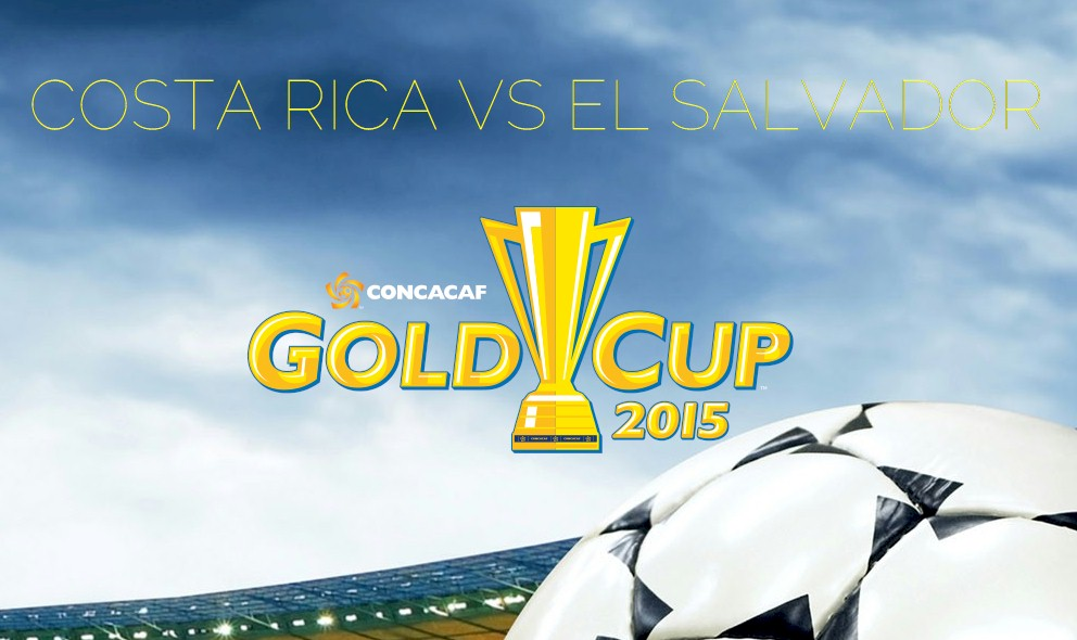Costa Rica vs El Salvador 2015 Score En Vivo Prompts Copa Oro Results