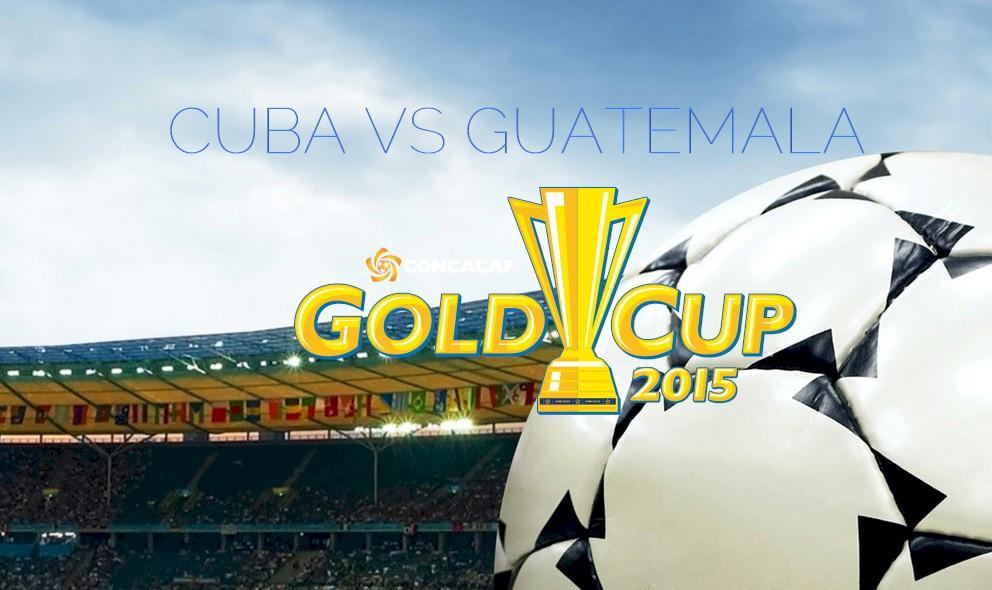 Cuba vs Guatemala 2015 Score En Vivo Heats Up Copa Oro Results