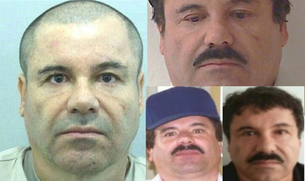 El Chapo Guzman Photos: Shorty Joaquín Guzmán Loera Changing His Face?