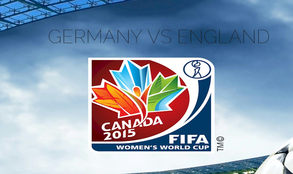 Germany vs England 2015 Score Heats up World Cup 3rd Place