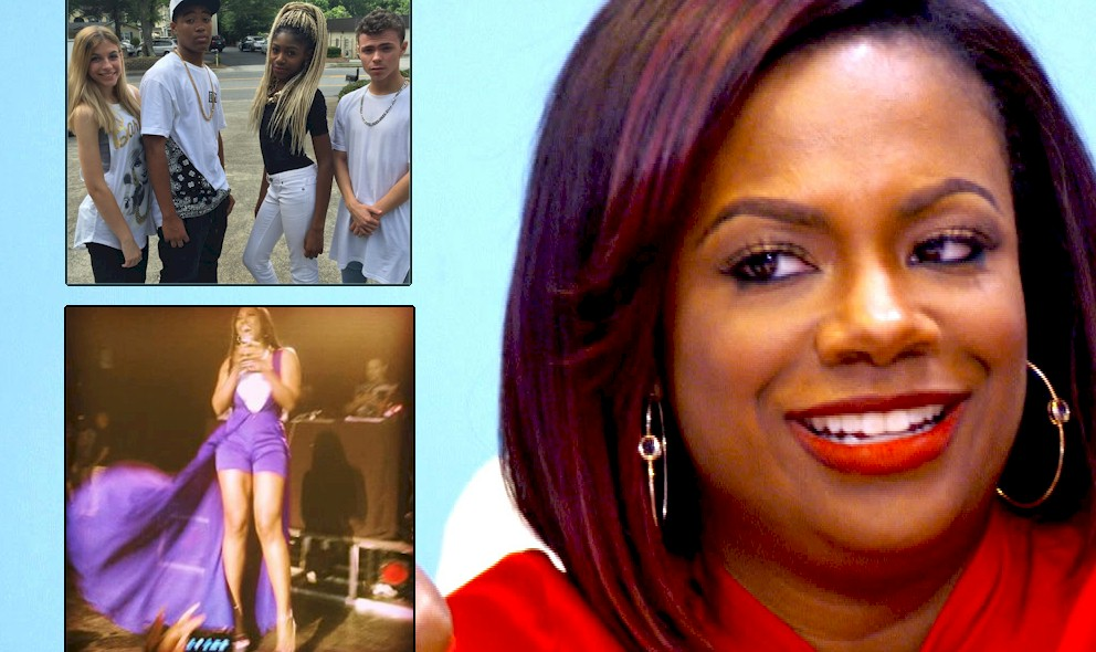 RHOA 8: Kandi Burruss to Shift New Season to Music - EXCLUSIVE