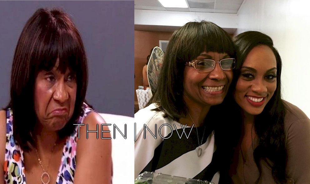 Kandi Burruss Pregnant: Mama Joyce Smiles During RHOA Ep 1: EXCLUSIVE