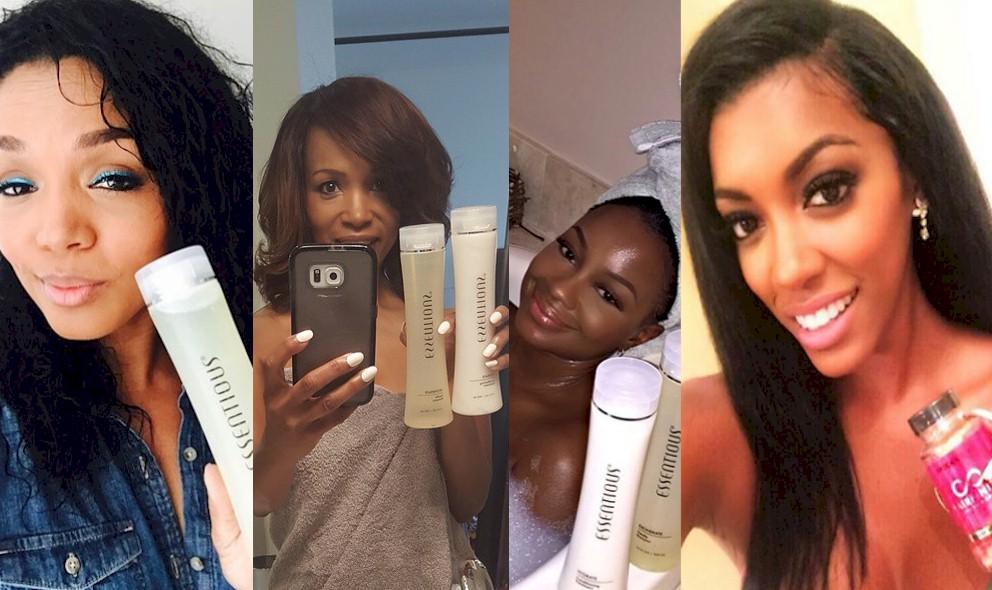 LA Hair, RHOA: Hair Care Lines Ink Major Endorsement Deals: EXCLUSIVE
