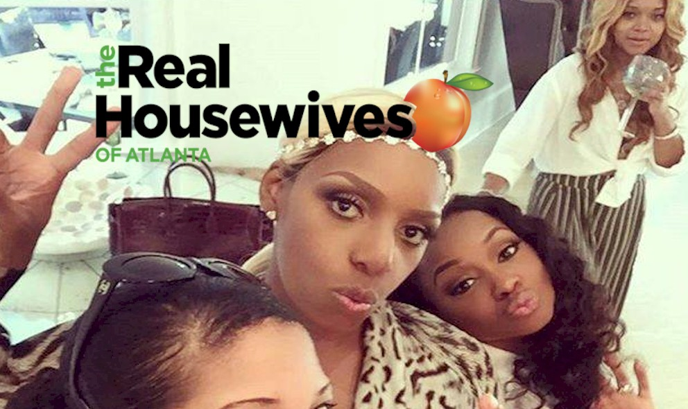 RHOA 8: Mariah Huq to Battle Kenya Moore Post NeNe Leakes? EXCLUSIVE