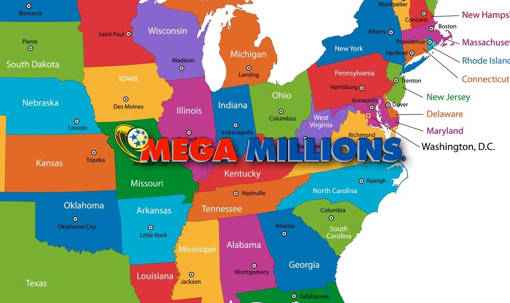 Mega Millions Winning Numbers Last Night July 21 Sold in Pennsylvania