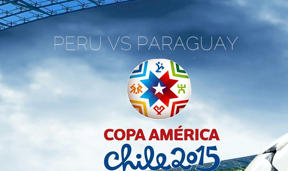 Peru vs Paraguay 2015 Score En Vivo Heats up Copa America 3rd Place