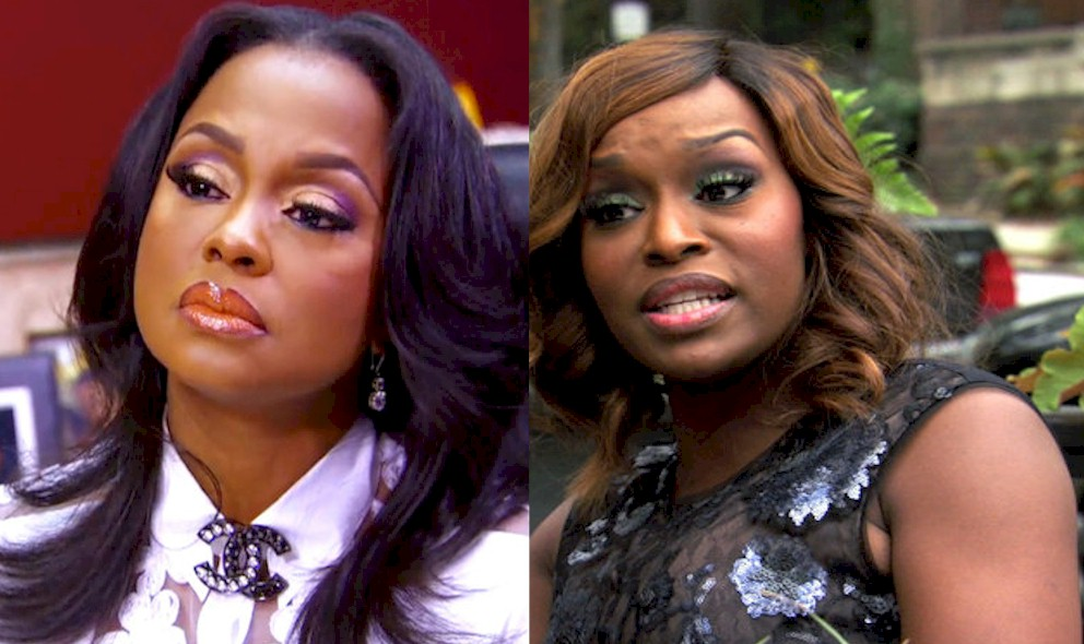 Quad Webb Retains Phaedra Parks For Lisa Nicole Cloud Naugles?