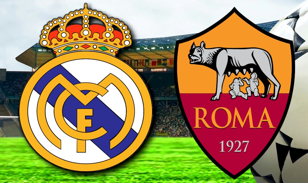 Real Madrid vs AS Roma 2015 Score En Vivo Ignites ICC Cup