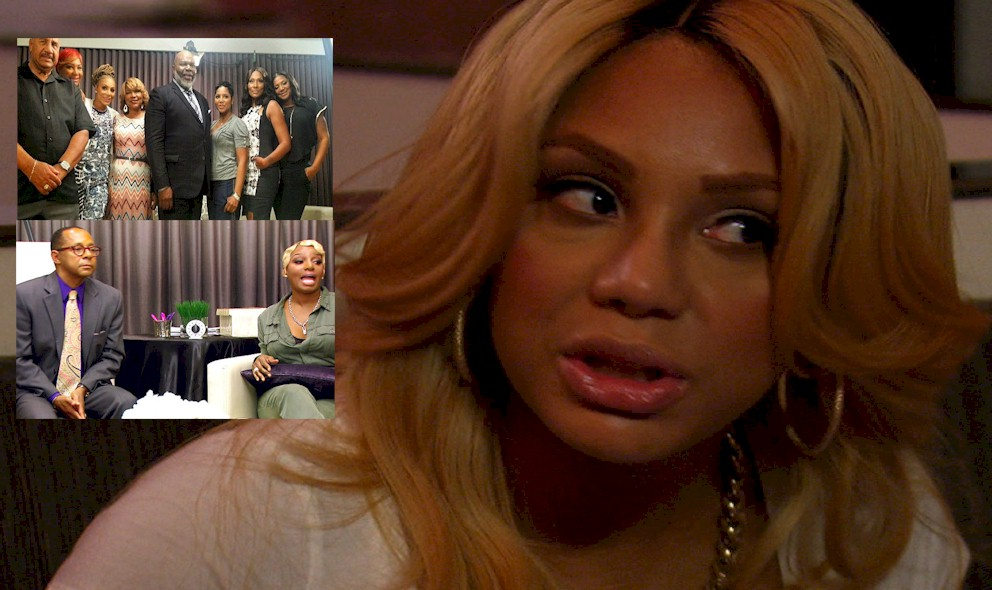 Tamar Braxton: Braxton Family Will Shock like Kenya, NeNe: EXCLUSIVE