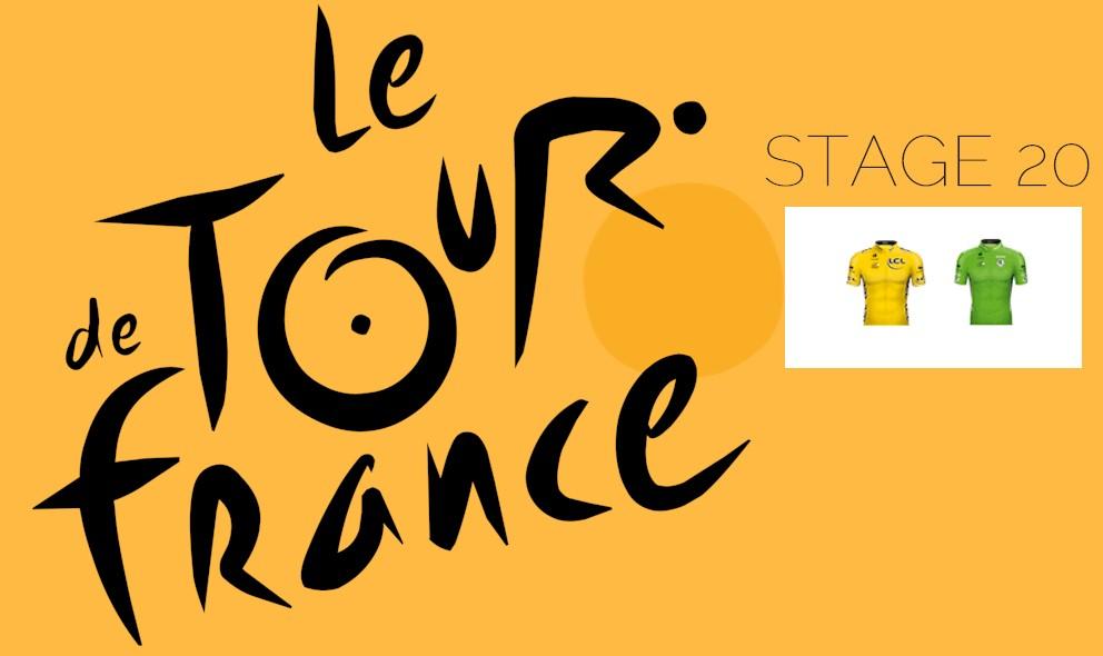 Tour de France 2015: Alexandre Geniez Wins TDF 2015 Stage 20, Standings