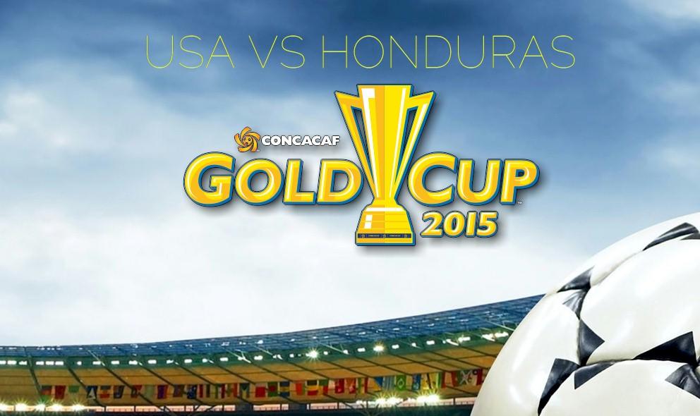 USA vs Honduras 2015 Score En Vivo Heats Up Copa Oro, CONCACAF Gold Cup