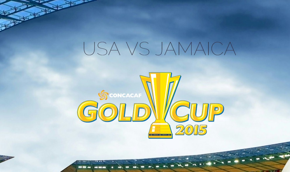 USA vs Jamaica 2015 Score Heats Up Gold Cup Soccer 7/22