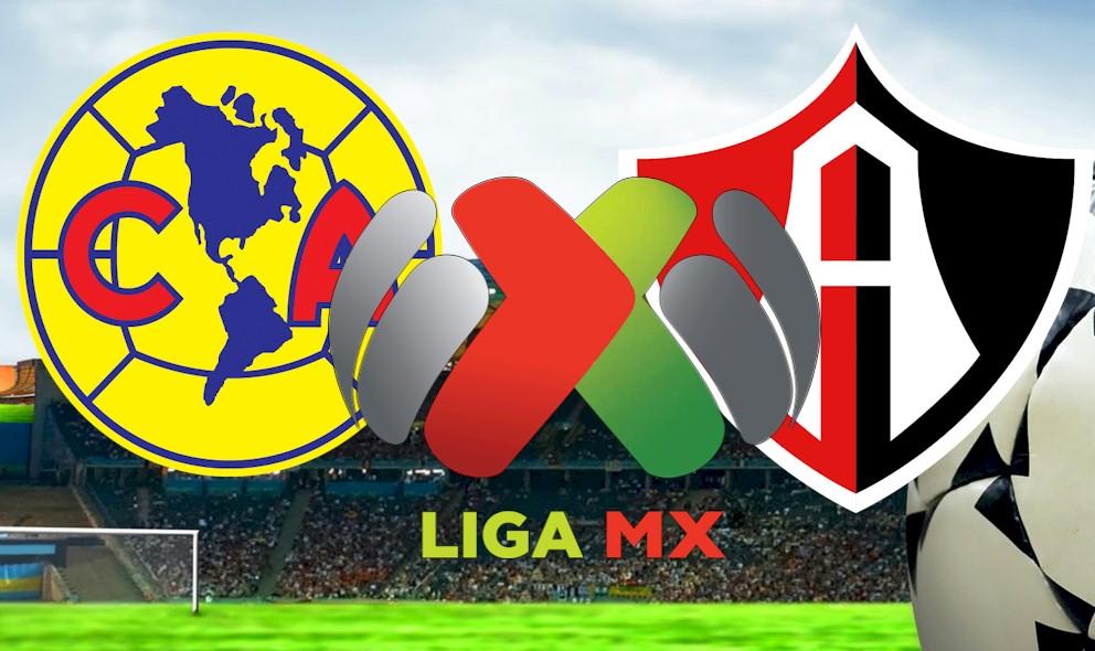 América vs Atlas 2015 Score En Vivo Ignites Liga MX Table