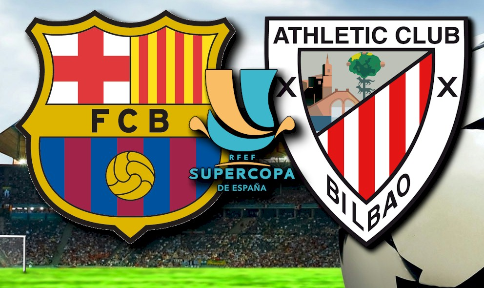 Barcelona vs Athletic Bilbao 2015 Score En Vivo Reveals Supercopa Gandaor