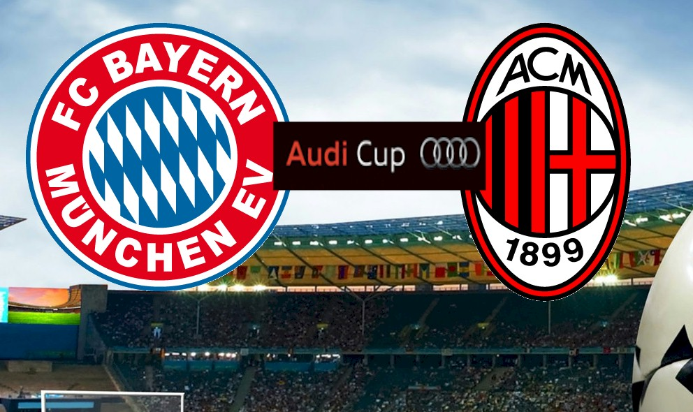 Bayern Munich vs AC Milan 2015 Score Heats Up Audi Cup Results