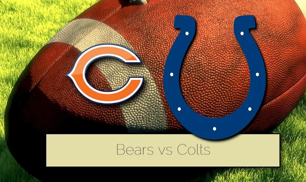 Bears vs Colts 2015 Score Updates NFL Preseason Schedule