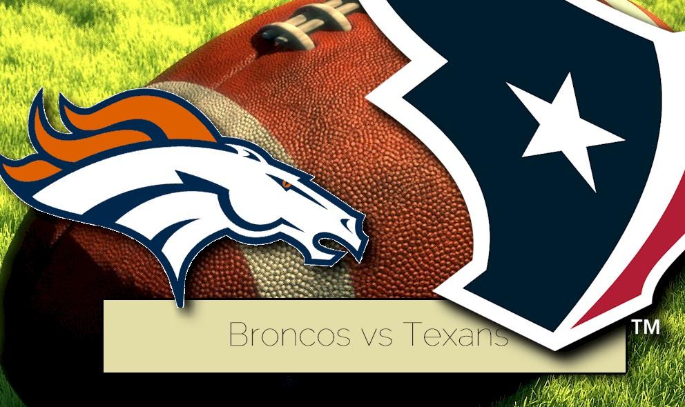 Broncos vs Texans 2015 Score Ignites Football NFL Preseason