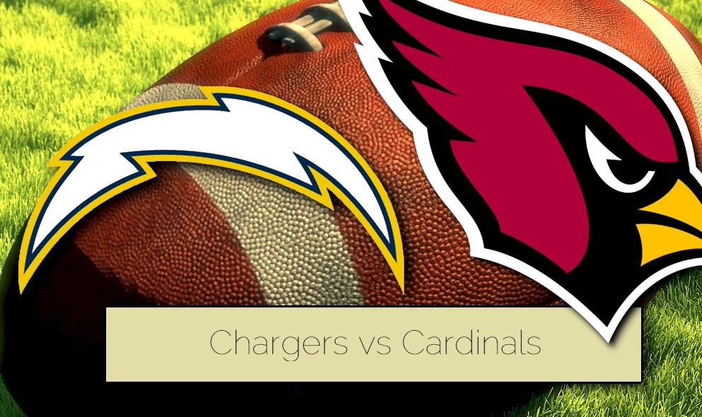 Chargers vs Cardinals 2015 Score Ignites NFL Football Preseason Schedule