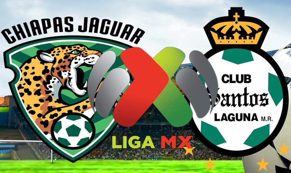 Chiapas vs Santos Laguna 2015 Score En Vivo Heats Up Liga MX
