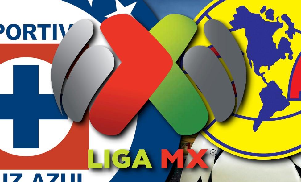 Cruz Azul vs America 2015 Score En Vivo Ignites Liga MX Table