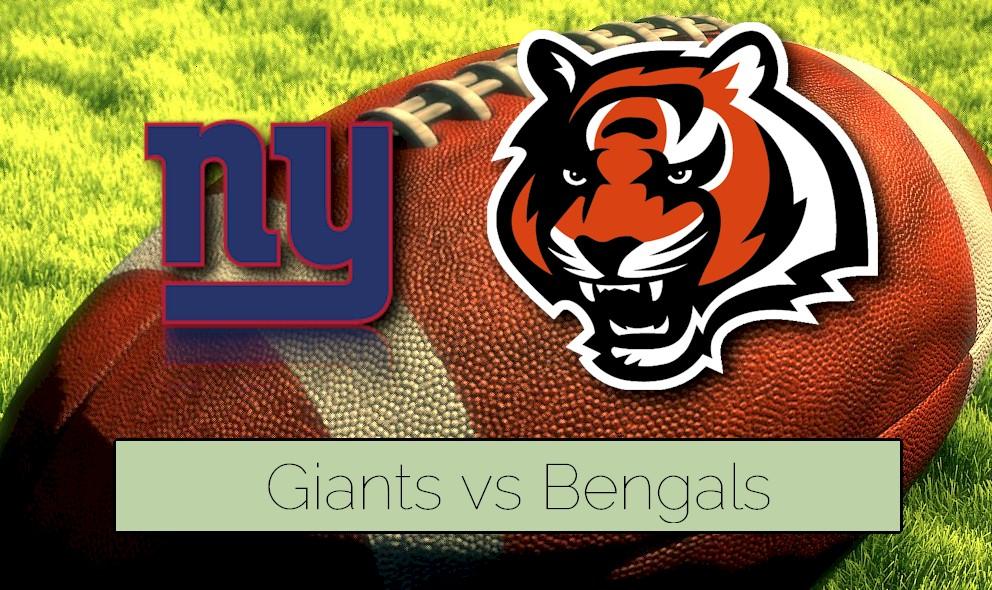 Giants vs Bengals 2015 Score Ignites NFL Preseason Schedule