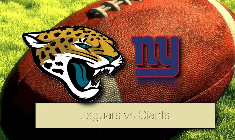 Jaguars vs Giants 2015 Prompts NFL Preseason Schedule Football