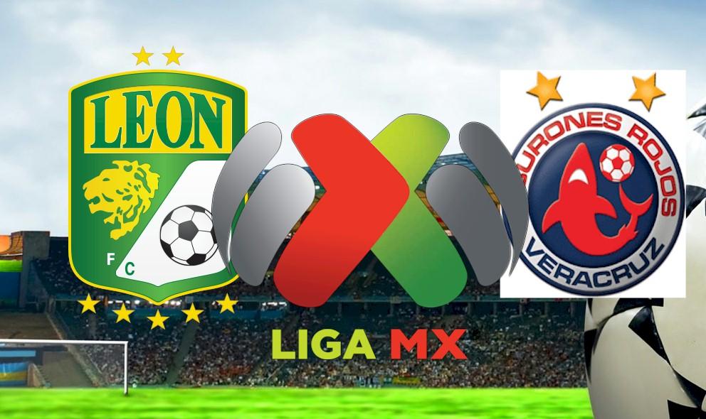 León vs Veracruz 2015 Score En Vivo Updates Liga MX Table
