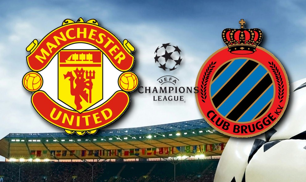 Manchester United vs Club Brugge Score Ignites UEFA Champions League Results