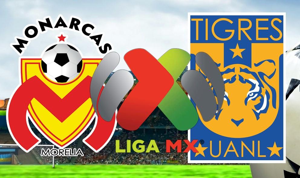 Morelia vs Tigres UANL 2015 Score En Vivo Prompts Liga MX Battle