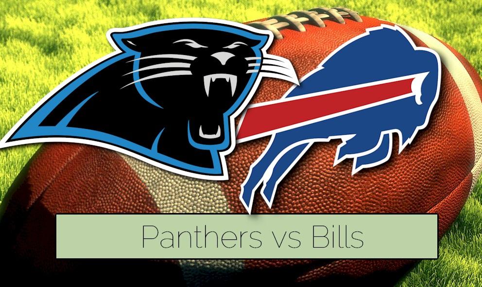 NFL Preseason Football Schedule 2015 Prompts Panthers vs Bills Score